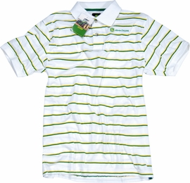 JOHN DEERE POLO GOLF SHIRT OFFICIALLY LICENSED