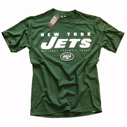 NEW YORK JETS NFL FOOTBALL T-SHIRT, Officially Licensed New York Jets Tee