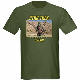 STAR TREK ARENA ORIGINAL SERIES T-SHIRT