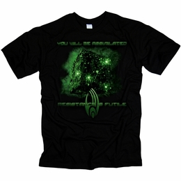 STAR TREK ASSIMILATE ORIGINAL SERIES T-SHIRT