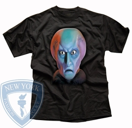 STAR TREK BALOK HEAD ORIGINAL SERIES T-SHIRT