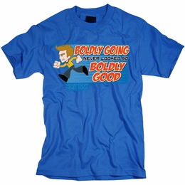 STAR TREK BOLDLY GOOD ORIGINAL SERIES T-SHIRT