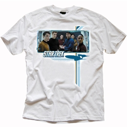 STAR TREK CONCERNED ORIGINAL SERIES T-SHIRT
