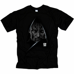 STAR TREK DARK NERO ORIGINAL SERIES T-SHIRT