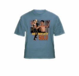 STAR TREK DON�T MESS WITH SULU ORIGINAL SERIES T-SHIRT