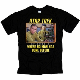STAR TREK EPISODE 2 ORIGINAL SERIES T-SHIRT