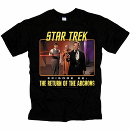 STAR TREK EPISODE 22 ORIGINAL SERIES T-SHIRT