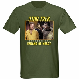 STAR TREK EPISODE 27 ORIGINAL SERIES T-SHIRT