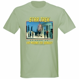 STAR TREK EPISODE 33 ORIGINAL SERIES T-SHIRT