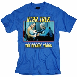 STAR TREK EPISODE 40 ORIGINAL SERIES T-SHIRT