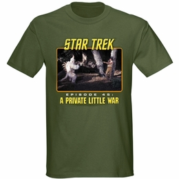 STAR TREK EPISODE 45 ORIGINAL SERIES T-SHIRT