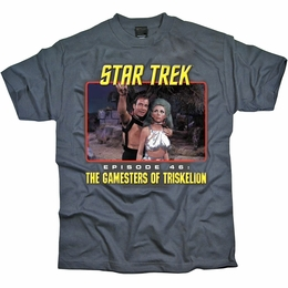 STAR TREK EPISODE 46 ORIGINAL SERIES T-SHIRT