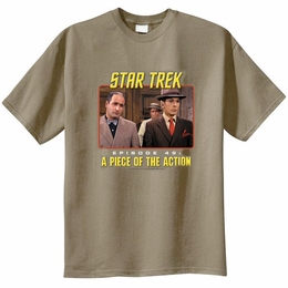 STAR TREK EPISODE 49 ORIGINAL SERIES T-SHIRT