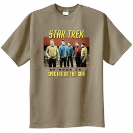 STAR TREK EPISODE 56 ORIGINAL SERIES T-SHIRT