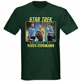 STAR TREK EPISODE 67 ORIGINAL SERIES T-SHIRT