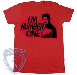 STAR TREK IM NUMBER ONE ORIGINAL SERIES T-SHIRT