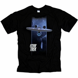 STAR TREK INTERPLANETARY ORIGINAL SERIES T-SHIRT