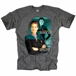 STAR TREK JADZIA DAX DEEP SPACE NINE T-SHIRT
