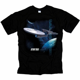 STAR TREK NEW FRONTIER ORIGINAL SERIES T-SHIRT