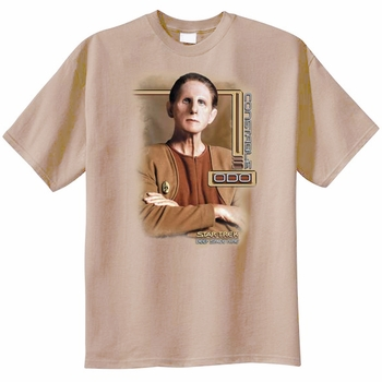 STAR TREK ODO DEEP SPACE NINE T-SHIRT