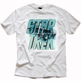 STAR TREK OUT COLD ORIGINAL SERIES T-SHIRT