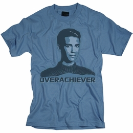STAR TREK OVERACHIEVER ORIGINAL SERIES T-SHIRT