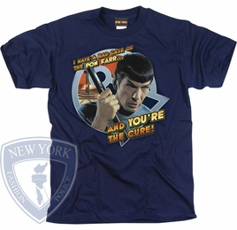 STAR TREK PON FAR ORIGINAL SERIES T-SHIRT
