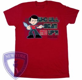 STAR TREK SCOTTYS DILEMMA ORIGINAL SERIES T-SHIRT