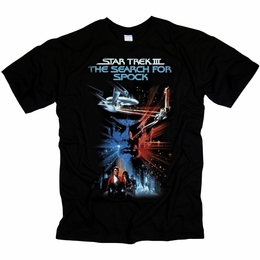 STAR TREK SEARCH FOR SPOCK ORIGINAL SERIES T-SHIRT