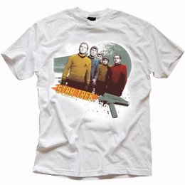 STAR TREK STRANGE NEW WORLDS ORIGINAL SERIES T-SHIRT