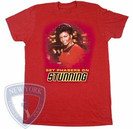 STAR TREK STUNNING ORIGINAL SERIES T-SHIRT