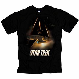 STAR TREK SUNSET CRUISE ORIGINAL SERIES T-SHIRT