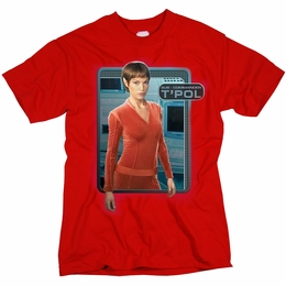 STAR TREK T-SHIRT ENTERPRISE T POL