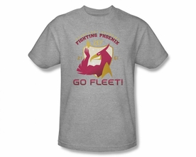 STAR TREK T-SHIRT NEXT GENERATION FIGHTING PHOENIX