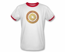 STAR TREK T-SHIRT NEXT GENERATION STARFLEET ACADEMY