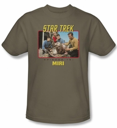 STAR TREK T-SHIRT ORIGINAL SERIES EPISODE 12