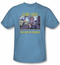 STAR TREK T-SHIRT ORIGINAL SERIES EPISODE 25