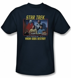 STAR TREK T-SHIRT ORIGINAL SERIES EPISODE 71