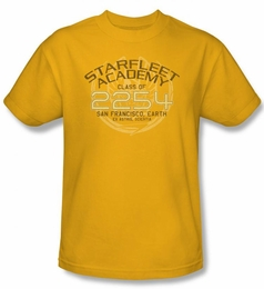 STAR TREK T-SHIRT ORIGINAL SERIES JAMES T KIRK SPOCK BONES UHURA & CHEKOV