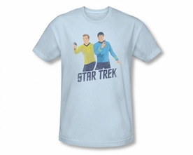 STAR TREK T-SHIRT ORIGINAL SERIES PHASERS READY
