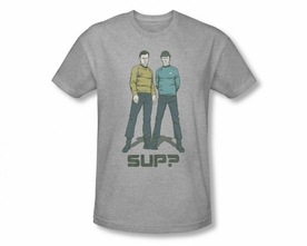 STAR TREK T-SHIRT ORIGINAL SERIES SUP?