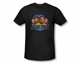 STAR TREK T-SHIRT ORIGINAL SERIES THE BOYS