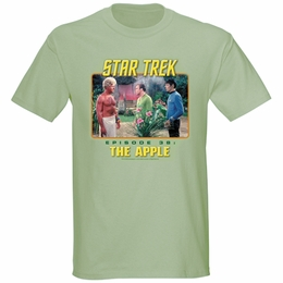 STAR TREK THE APPLE ORIGINAL SERIES T-SHIRT