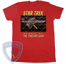 STAR TREK THE THOLIAN WEB ORIGINAL SERIES T-SHIRT