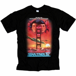STAR TREK THE VOYAGE HOME ORIGINAL SERIES T-SHIRT