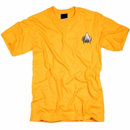 STAR TREK TNG ENGINEERING EMBLEM T-SHIRT