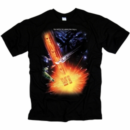 STAR TREK UNDISCOVERED CNTRY ORIGINAL SERIES T-SHIRT