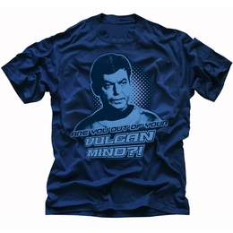 STAR TREK VULCAN MIND ORIGINAL SERIES T-SHIRT