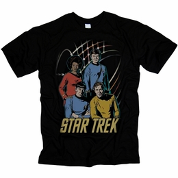 STAR TREK WARP FACTOR 4 ORIGINAL SERIES T-SHIRT