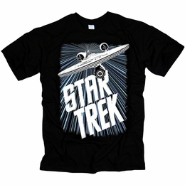 STAR TREK WARP SPEED  ORIGINAL SERIES T-SHIRT